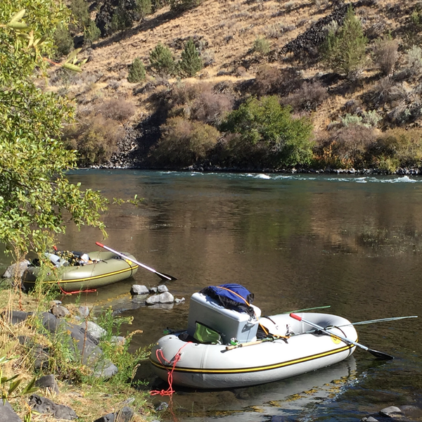 Trout Spey Deschutes River | How To Set Up | Fly Fishing Guides